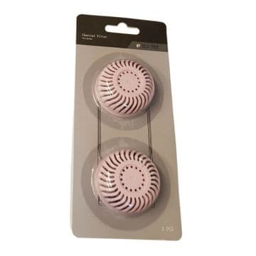 PINK FILTERS for use with TRAVEL PET WATER BOTTLE for DOG / CAT animal